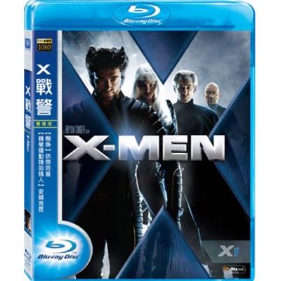 X戰警 X-MEN 藍光 BD
