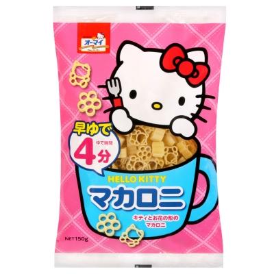日本製粉 KITTY通心麵4分(150g)