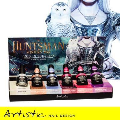 ARTISTIC 大藝術家X狩獵者 全球限定6色光撩套組