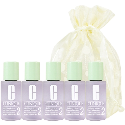 CLINIQUE-倩碧-三步驟溫和潔膚水2號-30