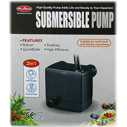 《Mr.Aqua》水族先生小型魚缸適用靜音沈水馬達AP-300