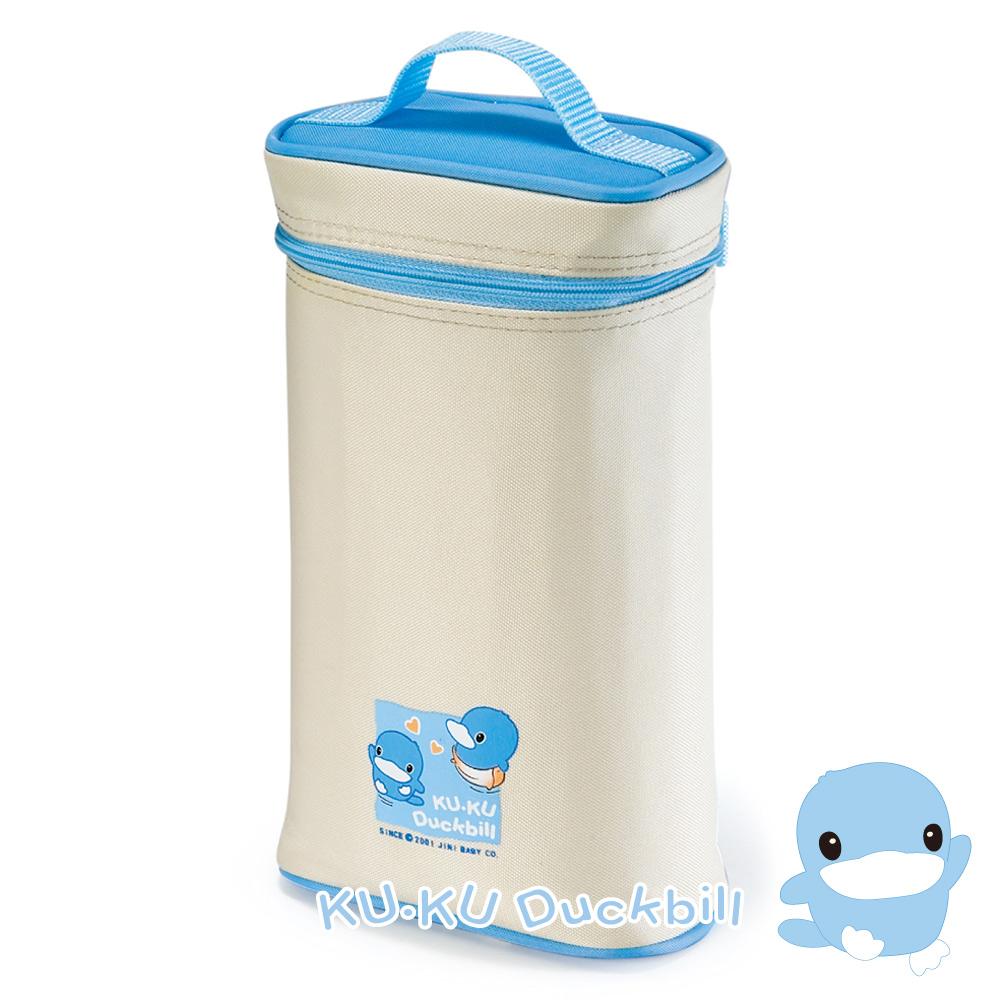 《KU.KU酷咕鴨》酷咕鴨奶瓶保溫袋 (可裝2支奶瓶)