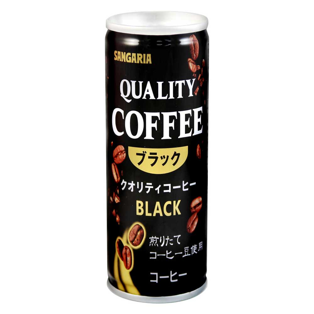 Sangaria Beverage QUALITY黑咖啡飲料(185g)