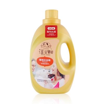 汪汪寶貝沐浴精-除蚤3500ML(抗菌