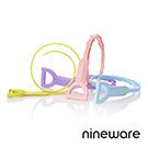 韓國nineware 家用管道疏通器2入組-藍
