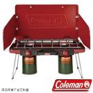 Coleman CM-21950 瓦斯雙口爐 高出火力7000kcal/高效能雙口爐