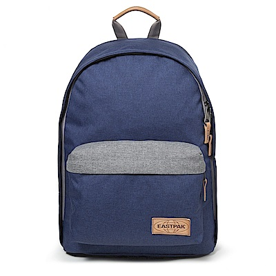 EASTPAK 電腦後背包 Out Of Office系列 Block Out Blue