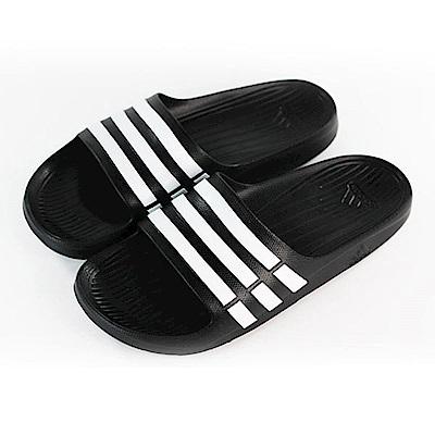 adidas 拖鞋 DURAMO SLIDE 男女鞋