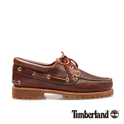 Timberland 經典雷根鞋 男款 褐色