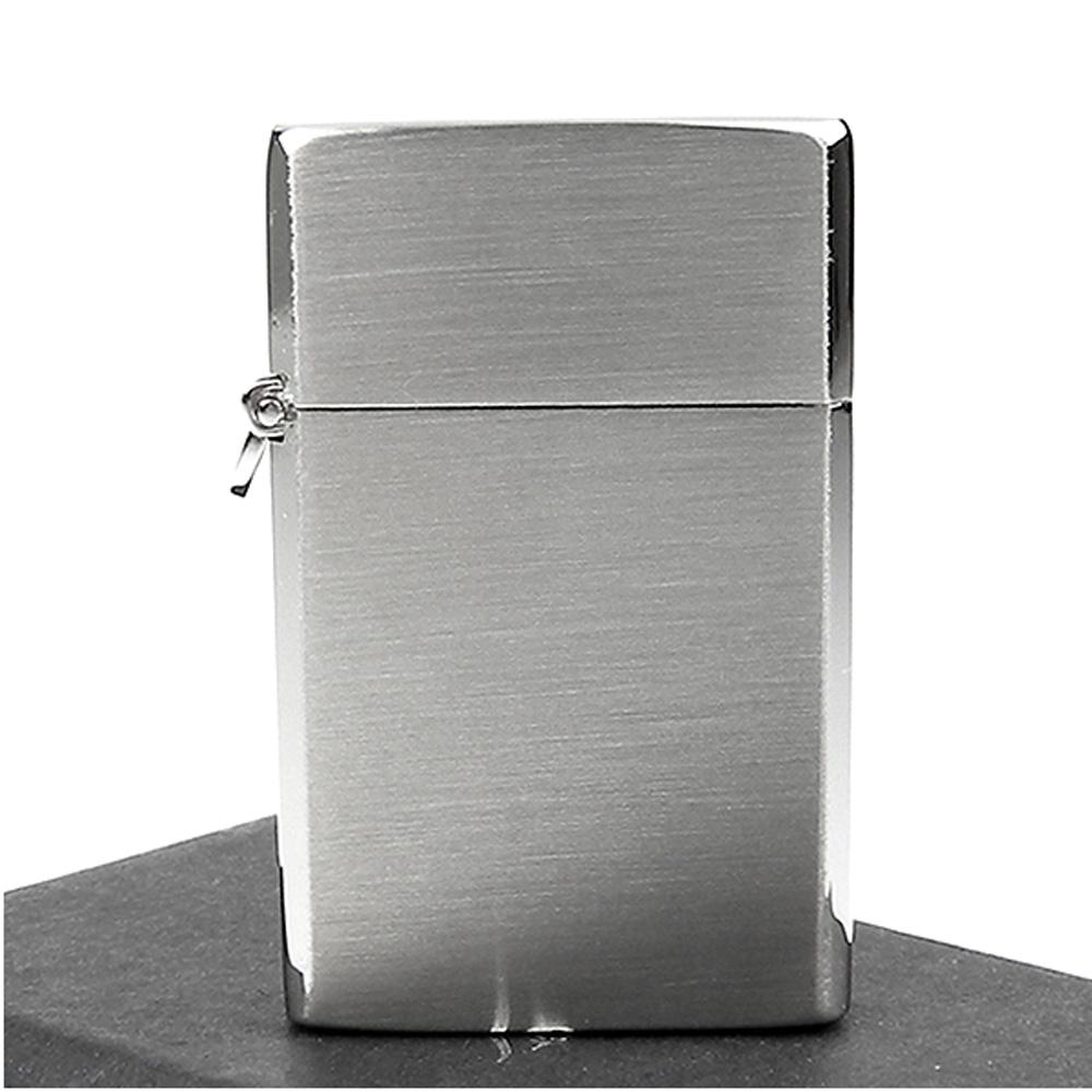 【Pearl 珍珠】Square Mini-超迷你方塊形瓦斯打火機-銀灰