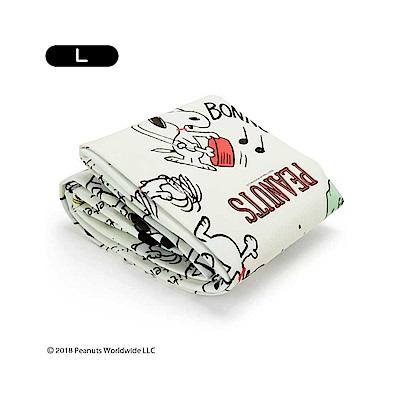 Sanrio SNOOPY滿版圖案野餐墊L-180cm*180cm(趣味生活)