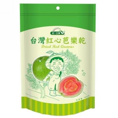統一生機 台灣紅心芭樂乾(120g)