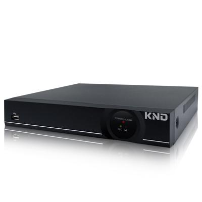 奇巧 4路1080P AHD-TVI 3合一台製單硬碟款混搭型數位監控錄影主機