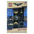 【 樂高積木 LEGO 】兒童手錶 - 樂高蝙蝠俠電影 蝙蝠俠