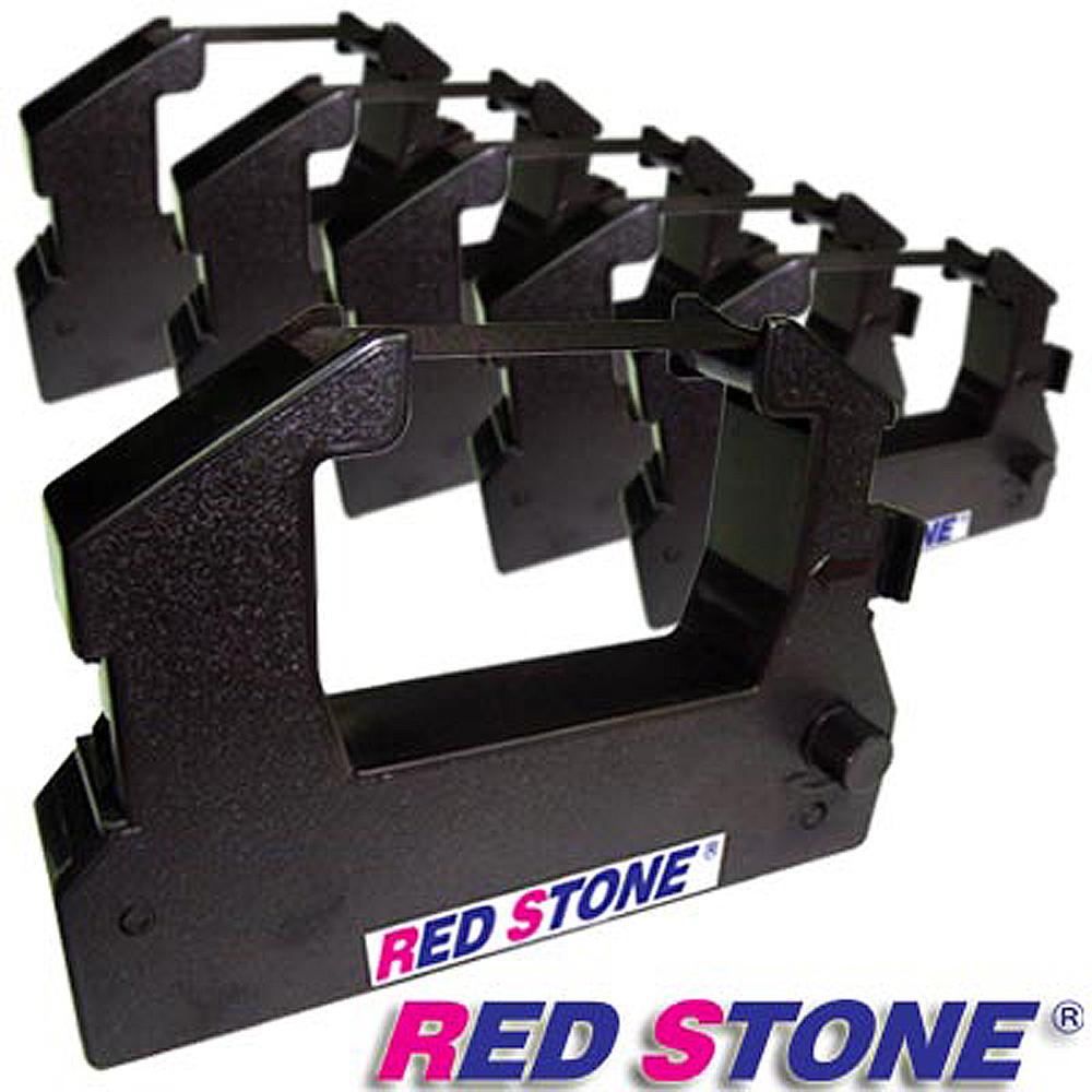 RED STONE for EPSON ERC28收銀機/記錄器 色帶(1組6入)黑色
