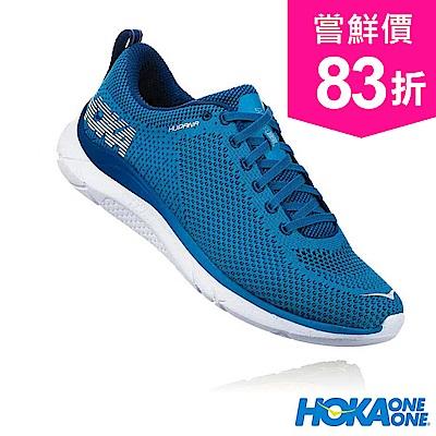 HOKA ONE ONE 男 HUPANA 路跑鞋 品味藍/純藍