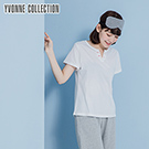 YVONNE COLLECTION 小V門襟上衣