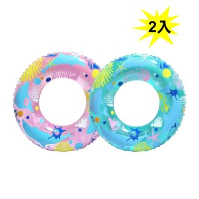 WEKO 28吋海豚泳圈2入(WE-LB28-2入)