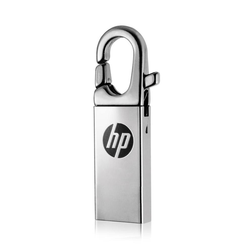 HP 8GB USB2.0掛勾扣環精品隨身碟V252W