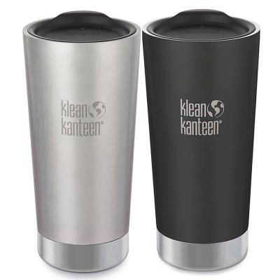 美國Klean Kanteen保溫鋼杯592ml(附蓋)