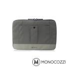 MONOCOZZI Gritty 保護內袋 for Macbook Air 11 吋-深灰