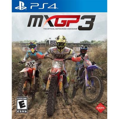 世界摩托車越野錦標賽 3 MXGP 3 -PS4 英文美版