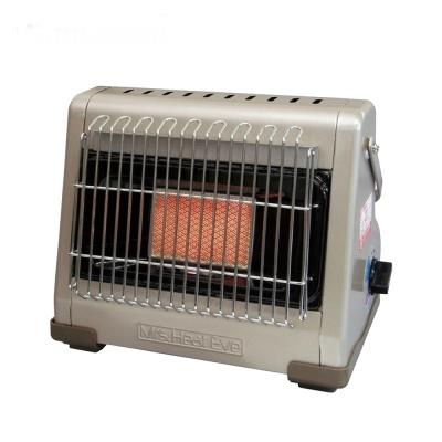 日燃遠紅外線卡式瓦斯暖爐