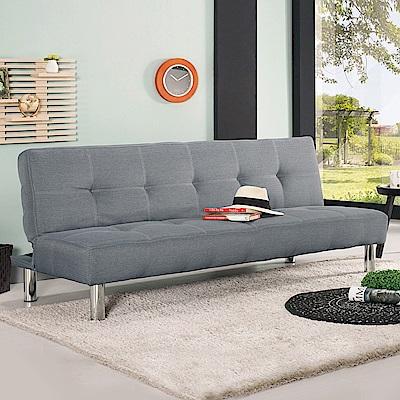 Bernice-威爾森簡約灰色布沙發床