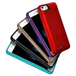 殼霸 iPhone支架式充電全包保護殼(5.5吋)
