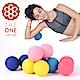 【The One】天然矽膠花生筋膜球/瑜珈按摩球(顏色隨機出貨) product thumbnail 2