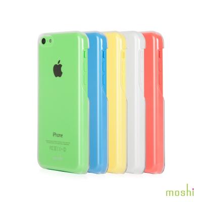 Moshi iGlaze XT for iPhone 5c 透明防刮保護背殼