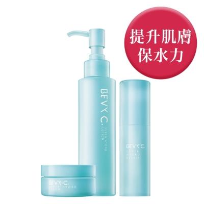 BEVY-C-水潤肌保濕系列3件組