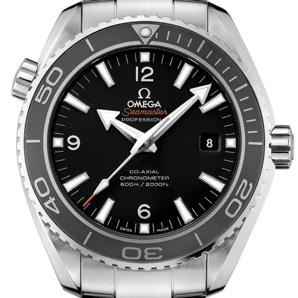 OMEGA 歐米茄 Seamaster 600米潛水機械錶-銀字45.5mm