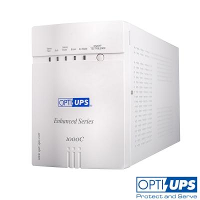 OPTI 蓄源 ES1000C 不斷電系統加值型(110V)