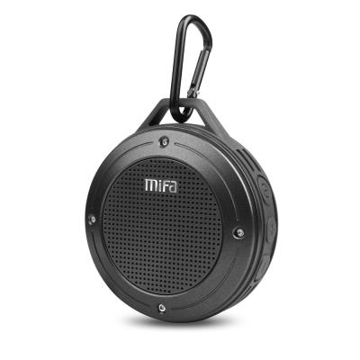 MiFa F10無線隨身藍芽MP3喇叭-金剛灰