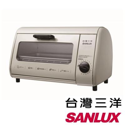 台灣三洋-SANLUX-8L電烤箱SK-08A