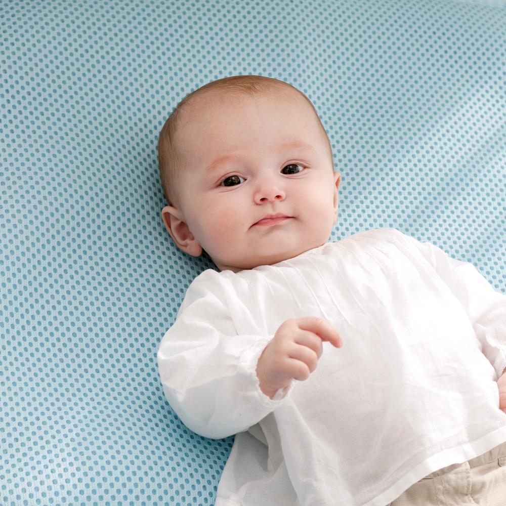 奇哥 立體超透氣嬰兒床墊(60x120cm)