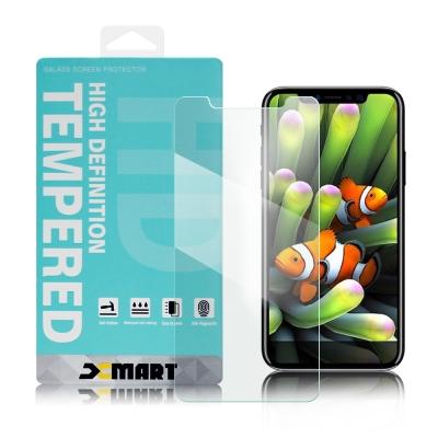 XM Apple iPhone X 5.8吋 薄型 9H 玻璃保護貼-非滿版