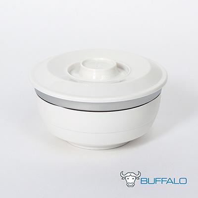 牛頭牌 環保隔熱兩用碗(白色)