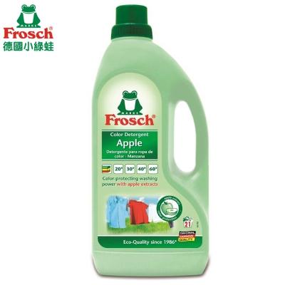 Frosch德國小綠蛙 天然增豔洗衣精 1500ml/瓶