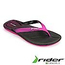 Rider 巴西 女 SMOOTHIE 運動夾腳鞋(紫黑)