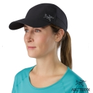 Arcteryx 始祖鳥 防潑水 透氣遮陽帽 黑