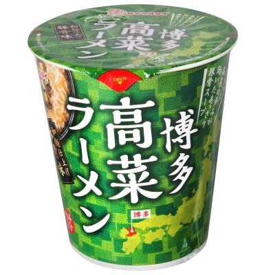 太平 博多高菜杯麵(62g)