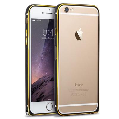 joyroom 金蟬系列iphone 6 4.7 榮耀金邊金屬保護邊框