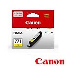 Canon CLI-771 Y 原廠黃色墨水匣