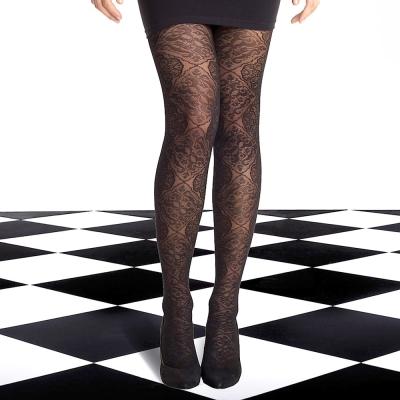 法國DIM-SIGNATURE-頂級奢華-系列造型絲襪-00GZ