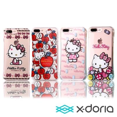 X-doria iPhone7 Plus (5.5)氣墊式防摔手機軟殼-小蠻腰系...