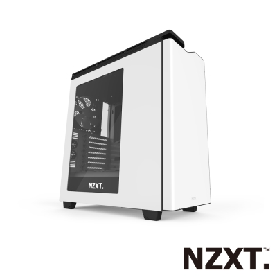 NZXT恩傑 H440 Plus 電腦機殼(白)