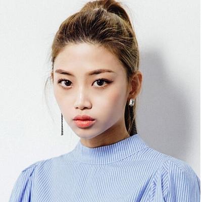 梨花HaNA 韓國春漾季節方鑽碎珠流蘇耳環