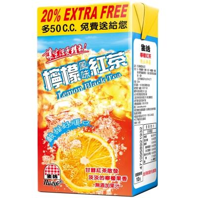 生活檸檬紅茶(300ccX6入)